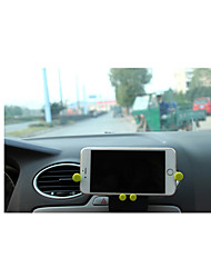 Vehicle Mounted Creative Outlet Mobile Phone Holder