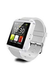 White Adult Upscale Fashion Slim Touch Screen Smart Wear Ios Pedometer Bluetooth Watch