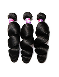 3Pcs/Lot Indian Loose Wave Virgin Hair Indian Loose Wave Protea Hair Raw Indian Hair Loose Wave