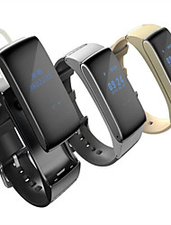 DF22 Smart Watch / Bracelet d'Activité Appel Vocal / Sportif / Ecran tactile / Contrôle du Sommeil Bluetooth 3.0 iOS / Android / iPhone