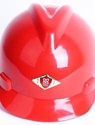 FRP casco cascos de seguridad laboral cascos de construcción al aire libre de abs cascos especiales de choque