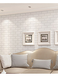 Brick Wallpaper For Home Classical Wall Covering  PVC/Vinyl Material Adhesive required Wallpaper  Room Wallcovering