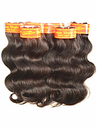 wholesale 1kg 20pieces malaysian hair body wave unprocessed 7a malaysian virgin human hair weaves color1b