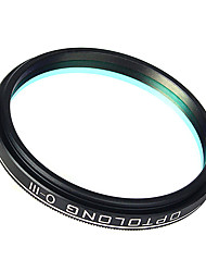Brand New OPTOLONG 2 25nm O-III Filter for Telescope 2-inch Eyepiece Cuts Light Pollution