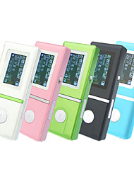 iqq L9C 8gb Mini-MP3-Player-Recorder nette bunte ebook Bewegung