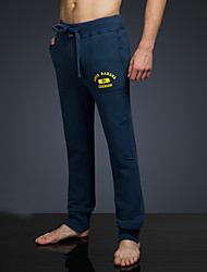 LOVEBANANA Men's Active Pants Dark Blue-35001