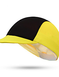 Cycling Cap Hat Bike Windproof / Dust Proof / Comfortable / Sunscreen Unisex Yellow Terylene