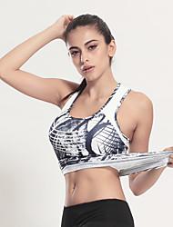 Carrera Tank Tops/Camiseta / Tops Mujer Sin Mangas Transpirable / Materiales Ligeros / Reductor del Sudor / Cómodo Terileno / Táctel
