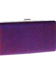 Women Special Material / Poly urethane Event/Party / Wedding Clutch