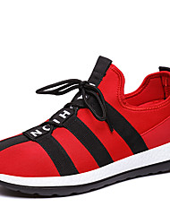 Men's Fashion Sneaker Casual/Travel/Youth Breathable Fabric Running Shoes