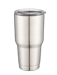 Stainless Steel Ice Cup Car Cup
