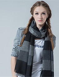 Alyzee  Women Lamb Fur ScarfFashionable Jewelry-B4025