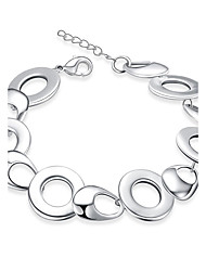 May Polly Europe hollow circle Bracelet