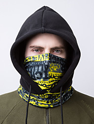 Máscara de Esquiar Esqui Chapéu Unissexo Mantenha Quente / A Prova de Vento / Á Prova-de-Pó / Capa Destacável / ConfortávelPranchas de