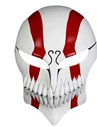 halloween Harzmaske handgemachte Horror Cosplay Halloween-Cosplay Masken Maske schwarz Freitag Luxus Maske
