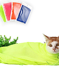 Cat Carrier & Travel Backpack / Cleaning Pet Carrier Portable / Breathable Red / Green / Blue / Orange Fabric