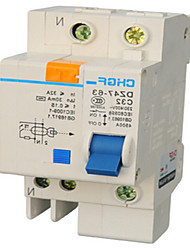 GF Brand DZ47LE Quality Small Leakage Circuit Breakers Low-Voltage Circuit Breakers