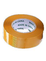 50 * 28cm undurchsichtige gelbe Verschlussband