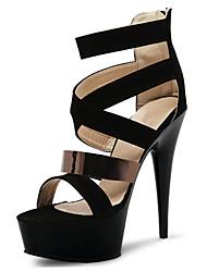 Women's Heels grace Heels / Platform / 15cm Sandals / Customized Wedding / Party & Evening / Casual Stiletto Heel