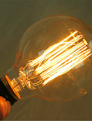 edison G95 lâmpada retro designer de 40w