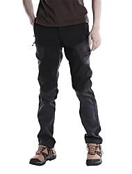 Homme Pantalon/Surpantalon Ski / Camping / Randonnée / Pêche / Sport de détente / SnowboardRespirable / Garder au chaud / Pare-vent /
