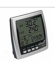 Hazel Lee Hygrometer GL616S Large Screen Display