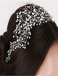 Women's Rhinestone / Alloy Headpiece-Wedding / Special Occasion Headbands 1 Piece