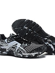 ASICS® GEL-NOOSA TRI 8 Tênis de Corrida Homens Anti-Escorregar / Anti-Shake / Respirável / Vestível Malha Respirável BorrachaCorrer /