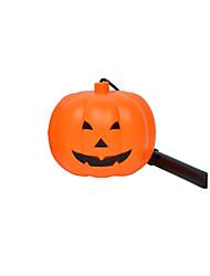1PC The Five Colours Interesting Retro Hallowmas Christmas Convenient LED Pumpkin Lamp