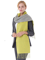 Alyzee  Women Wool ScarfFashionable Jewelry-B5088