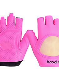 Gloves Sports Gloves Women's Cycling Gloves Spring / Summer / Autumn/Fall Bike GlovesAnti-skidding / Shockproof / Breathable / Easy-off
