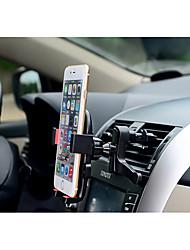 support de téléphone portable / port de sortie universel air du véhicule gps conditionné / voiture aide à la navigation