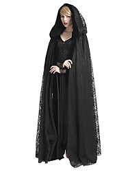Y-629 Women's Casual/Daily Vintage Punk & Gothic Cloak