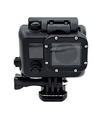 Accessoires pour GoPro Etui de protection / Coque Etanche Etanches / Pratique / Anti-Chocs / Résistant à la poussière, Pour-Caméra