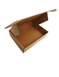 Precisiones caja de embalaje de ropa de 300 * 215 * 50 mm 5 envasados para la venta