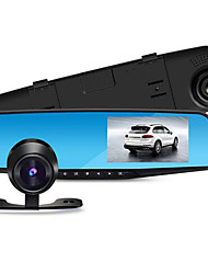 Elite Star C11 Car Rearview Mirror Tachograph Dual Lens