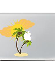 paysage décoratif autocollant autocollant pour macbook air / pro / pro avec la rétine