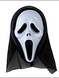 1PC Skull Masks for Halloween Costume Party Random Color