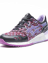 Asics Gel Lyte III Mens Trainers Print Running Sneakers Athletic Tennis Shoes Singapore Vanda Purple