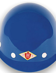 capacete de fibra de vidro redondas engrossado