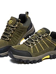 Men's Athletic Shoes Spring / Fall / Winter Work & Safety Suede Outdoor Sport / Athletic / Dark Green Walking Shoes