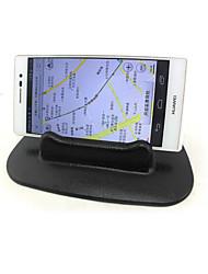 véhicule bureau instrument monté tapis antidérapant / multi fonction mini-véhicule support de téléphone mobile / support de navigation