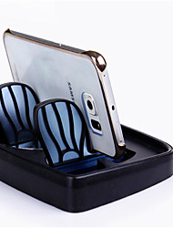 Bosoner Treasure Sacred Butterfly In The Disc In The Control Car Top Mobile Phone Bracket / Storage Disc