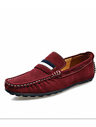 Men's Oxfords Spring / Summer / Winter Flats Cowhide / Suede Office & Career / Party & Evening /