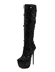 Women's Boots Spring / Summer / Fall / WinterHeels / Platform / Riding Boots / Fashion Boots /Gladiator