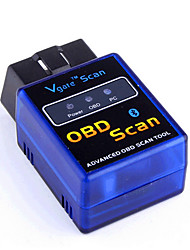 ELM327 Bluetooth/ Vgate Bluetooth OBD2 Bluetooth Vehicle Detection Instrument V2.1