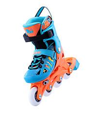 Unisexe-Sport-Jaune / Vert / Orange-Semelle Souple-Claquettes / Bout Arrondi-Chaussures d'Athlétisme-Gomme