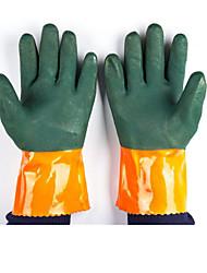 protecção contra a corrosão anti-oil usar luvas grossas