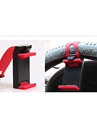 Universal Vehicle Mounted Mobile Phone Support / Vehicle Steering Wheel Mobile Phone Support