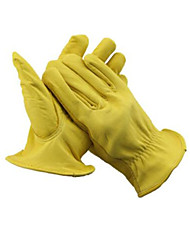 Sheepskin Wear Protective Gloves